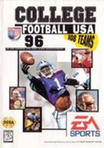 Jaquette College Football USA 96