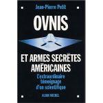 Couverture Ovnis et armes secrètes américaines