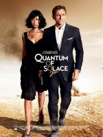 Affiche Quantum of Solace