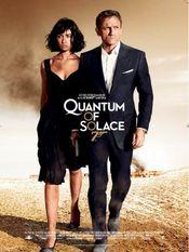 Affiche Quantum of Solace