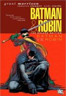 Couverture Batman Vs. Robin - Batman & Robin, tome 2