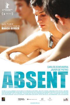 Affiche Absent