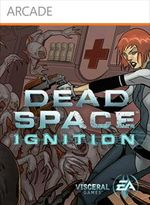 Jaquette Dead Space Ignition