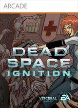 Jaquette Dead Space Ignition