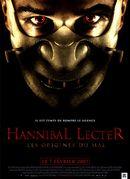 Affiche Hannibal Lecter : Les Origines du mal