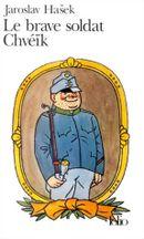 Couverture Le Brave Soldat Chvéïk
