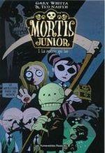 Couverture La Rentrée qui tue - Mortis Junior, tome 1