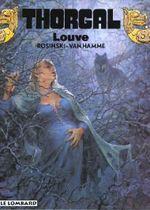 Couverture Louve - Thorgal, tome 16