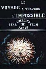Affiche Le Voyage à travers l'impossible