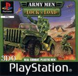 Jaquette Army Men : Lock 'n' Load