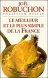 Couverture Le meilleur et le plus simple de la France