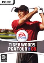 Jaquette Tiger Woods PGA Tour 08
