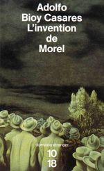 Couverture L'Invention de Morel
