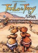 Couverture Trolls dans la brume - Trolls de Troy, tome 6