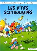 Couverture Les P'tits schtroumpfs - Les Schtroumpfs, tome 13