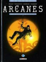 Couverture Le Dossier Karadine - Arcanes, tome 3