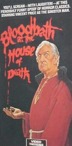 Affiche Bloodbath at the House of Death