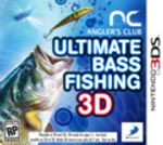 Jaquette Angler's Club : Ultimate Bass Fishing 3D