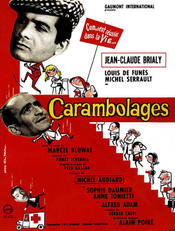 Affiche Carambolages