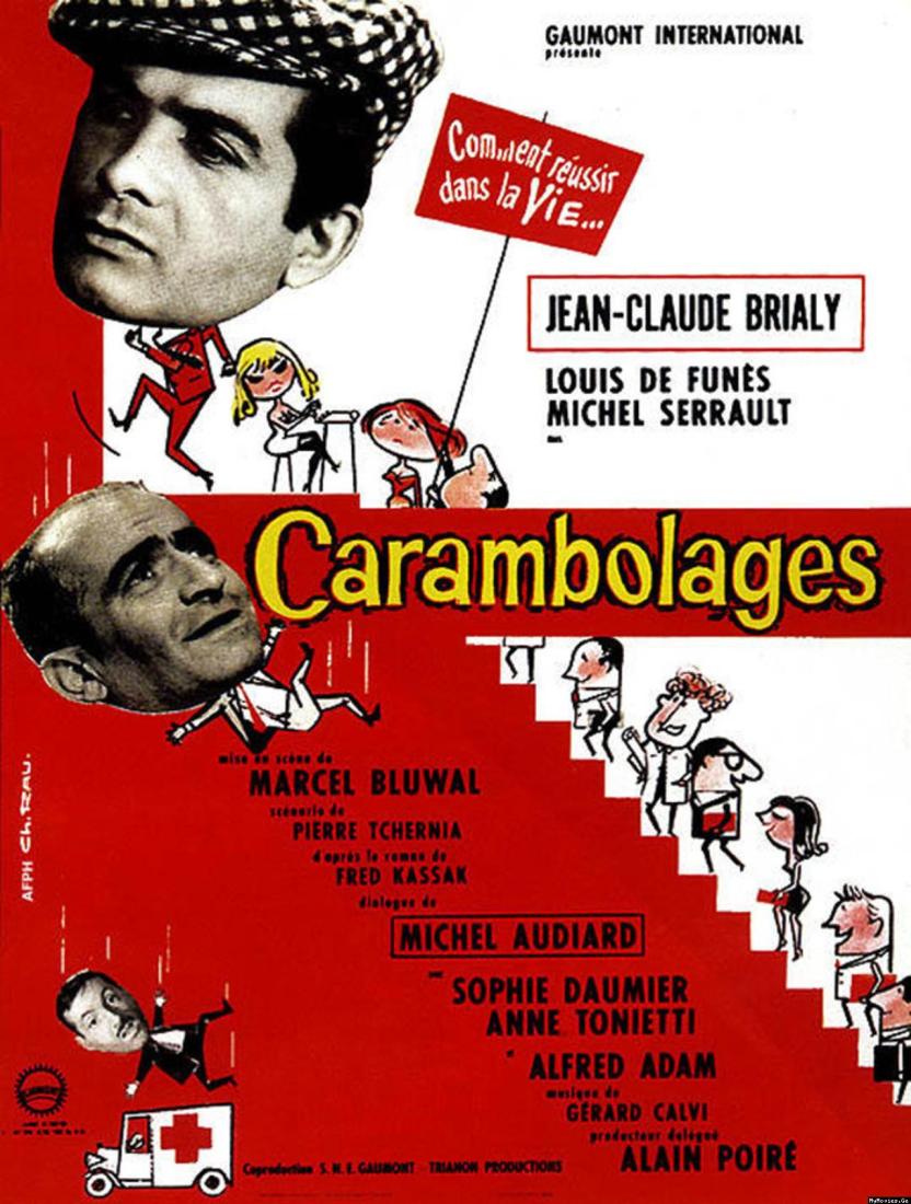 Votre dernier film visionné - Page 20 Carambolages