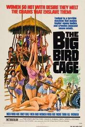 Affiche The Big Bird Cage