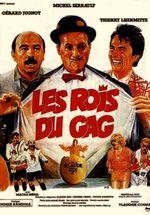 Affiche Les Rois du gag