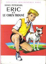 Couverture Eric et le chien trouvé
