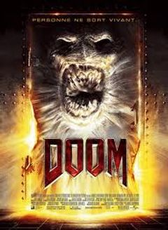 Affiche Doom