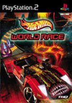 Jaquette Hot Wheels : World Race
