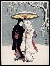 Affiche Pays de neige