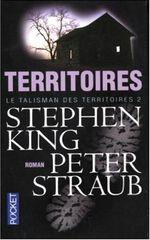 Couverture Territoires - Le Talisman des territoires, tome 2