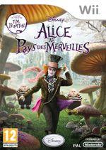 Jaquette Alice au Pays des Merveilles