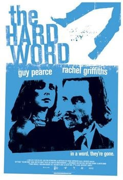 Affiche The Hard Word