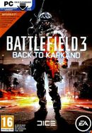 Jaquette Battlefield 3 : Back to Karkand