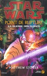 Couverture Star Wars : Point de rupture