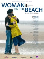 Affiche Woman on the Beach