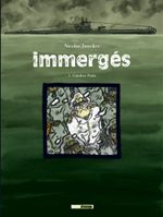Couverture Günther Pulst - Immergés, tome 1