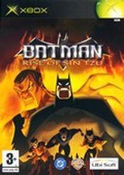 Jaquette Batman : Rise of Sin Tzu
