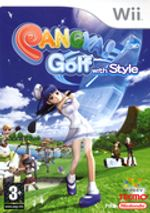 Jaquette Pangya ! Golf with Style