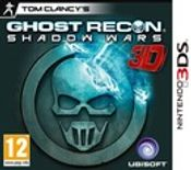 Jaquette Ghost Recon: Shadow Wars