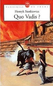 Couverture Quo Vadis ?