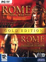 Jaquette Rome : Total War - Gold Edition