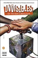 Couverture Les Invisibles