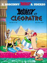 Couverture Astérix et Cléopâtre - Astérix, tome 6