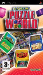 Jaquette Capcom Puzzle World