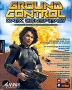 Jaquette Ground Control : Dark Conspiracy
