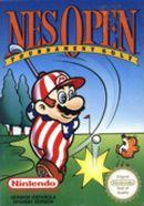 Jaquette NES Open Tournament Golf