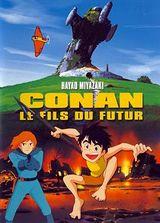 Affiche Conan le fils du futur