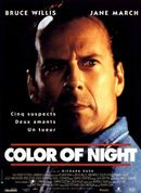 Affiche Color of Night