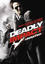 Affiche Deadly Impact